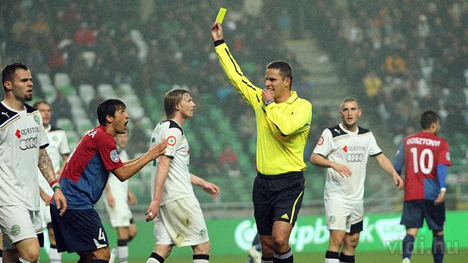 Újpest FC - forrás: vidi.hu