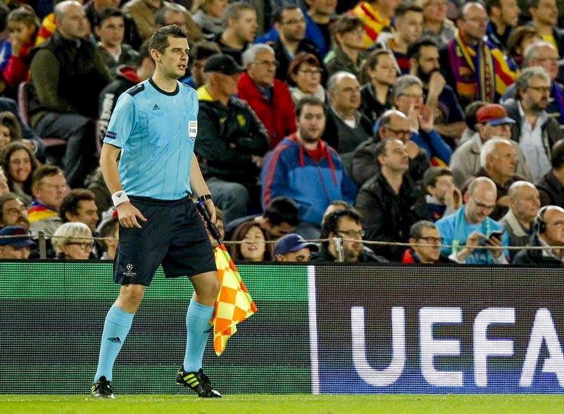 Berettyán Péter - forrás: uefa.com