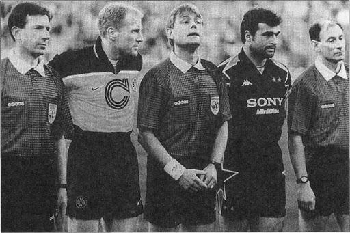 Bozóky, Puhl, Hamar - forrás: 1997-es BL elődöntő