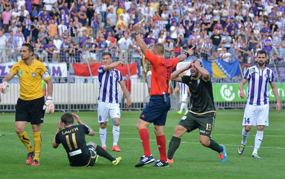 Ferencváros - forrás: Újpest FC