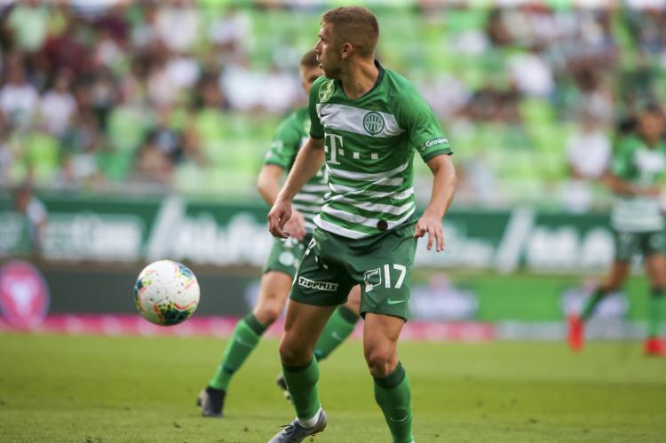 Ferencváros - 2019.09.014 - forrás: mlsz.hu