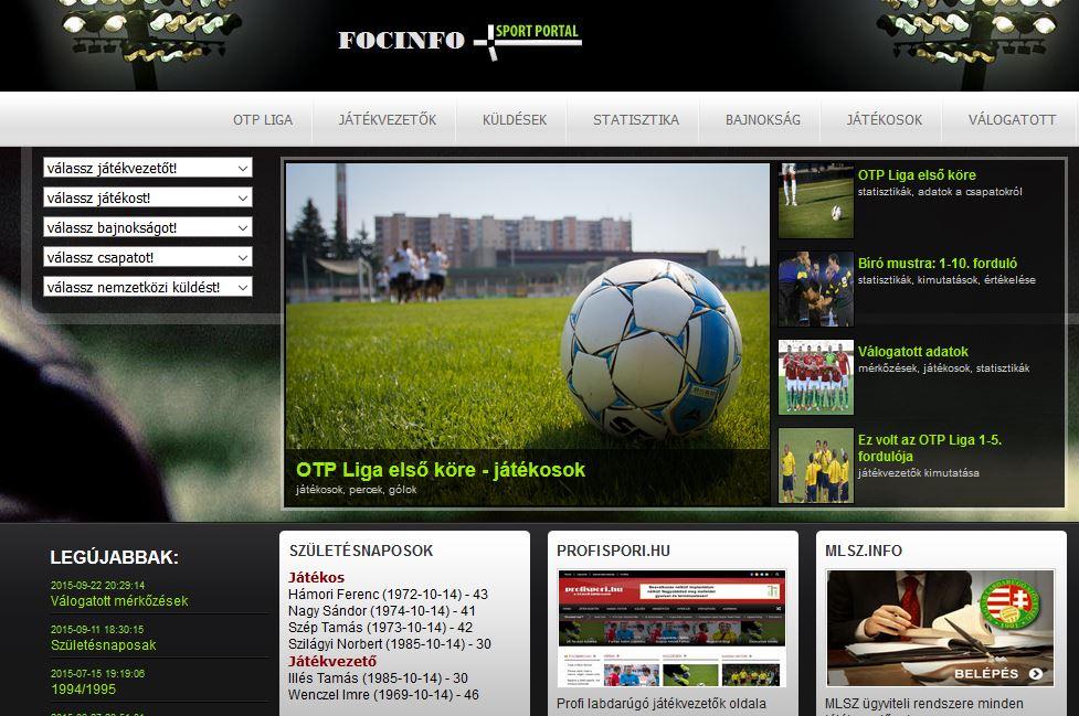 Foci-info.hu - forrás: foci-info.hu