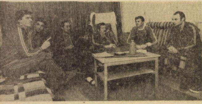 Kovács - Gerencsér, Hegedűs, Soós, Büki - forrás: Zalai Hírlap