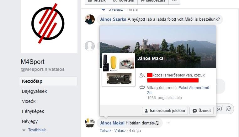 Makai János - facebook 3 - forrás: facebook