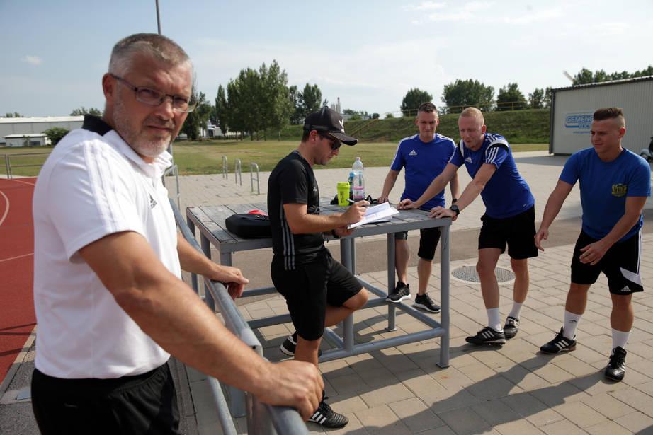 Makai János - edzőtábor - forrás: teol.hu