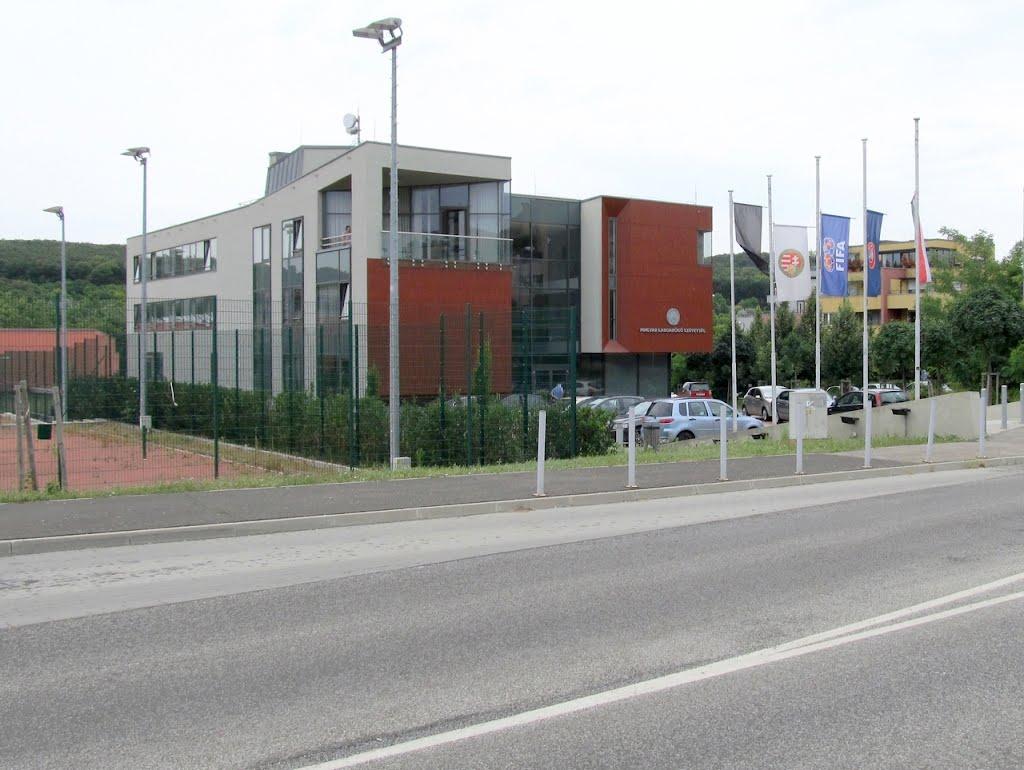 MLSZ székház (1) - forrás: mlsz.hu