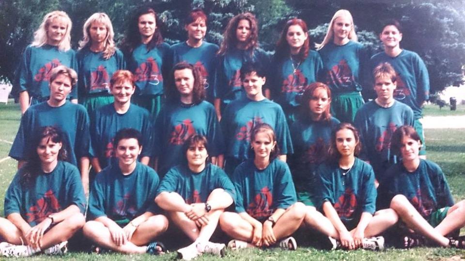Női keret - 2001 - forrás: mlsz.hu