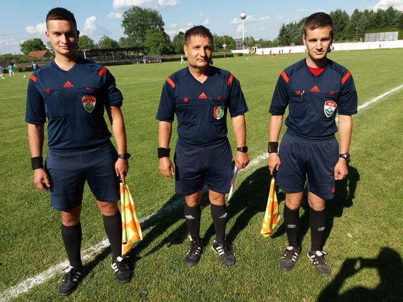 Piskóczi 3 játékvezető - forrás: szabolcsjb.hu