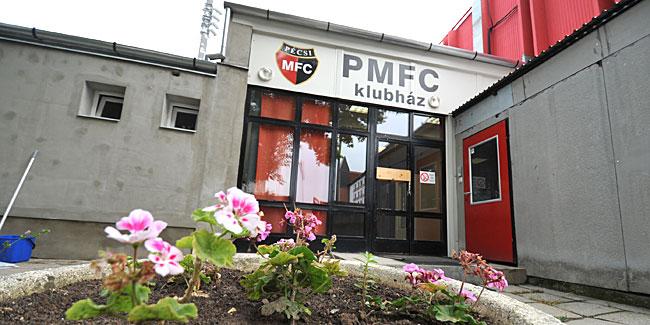 PMFC - forrás: bama.hu