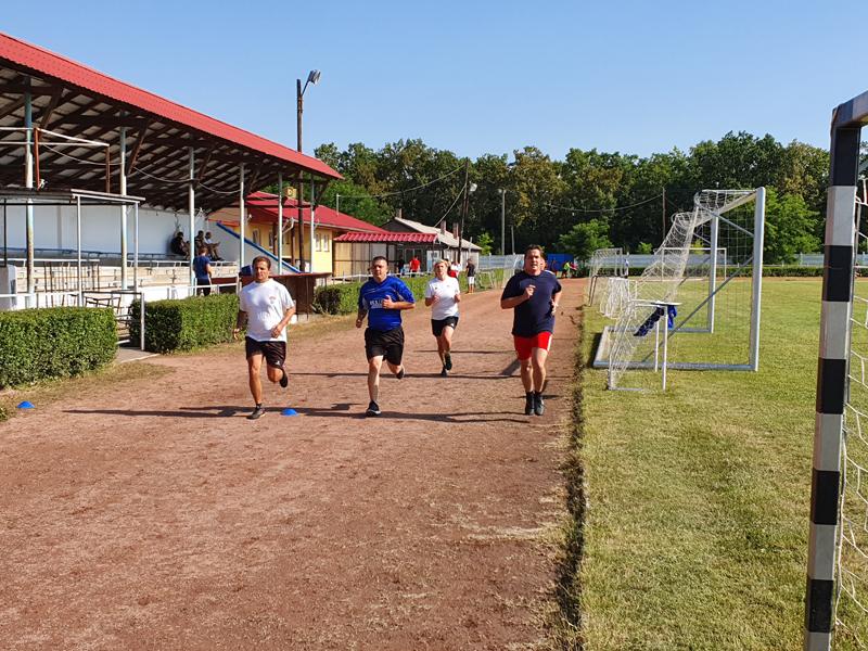 Szolnoki edzőtábor - forrás: mlsz.hu