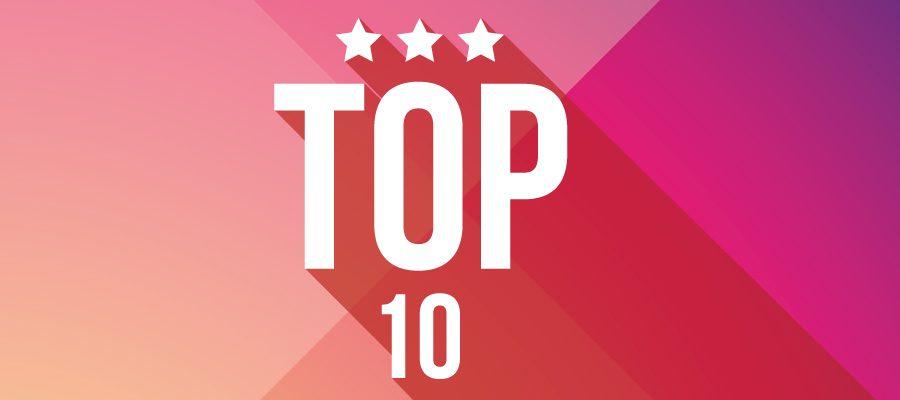 Top10 - forrás: