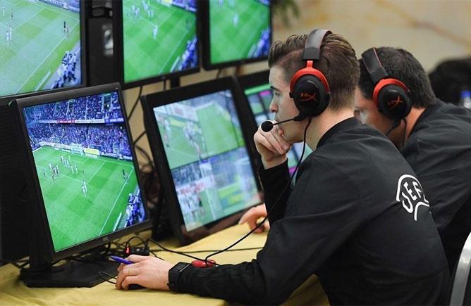 VAR - UEFA - forrás: uefa.com