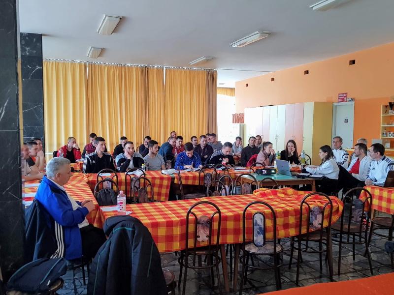 Veszprém edzőtábor (2020-02-15) - forrás: mlsz.hu